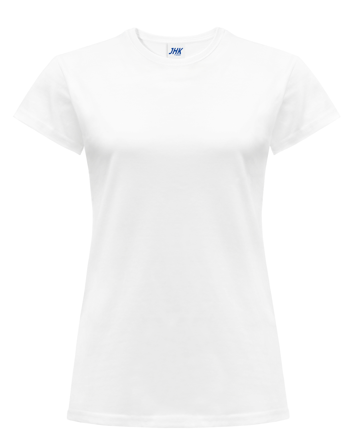 LADY WHITE LONG T-SHIRT - TSRLCMFWLT
