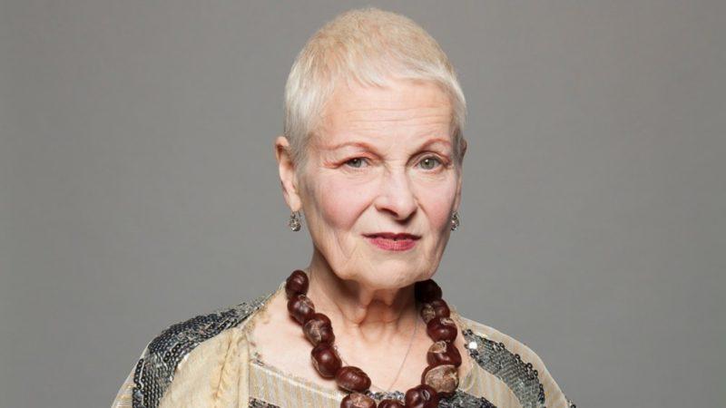 Dame Vivienne Westwood Heriot Watt School Of Textiles And Design