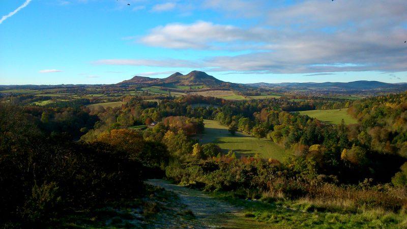 Eildon-Hills-from-Scotts-View
