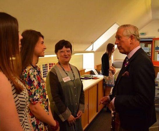 prince charles visit