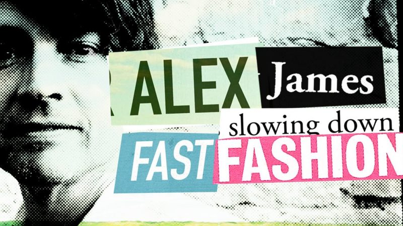slowing down fast fashion