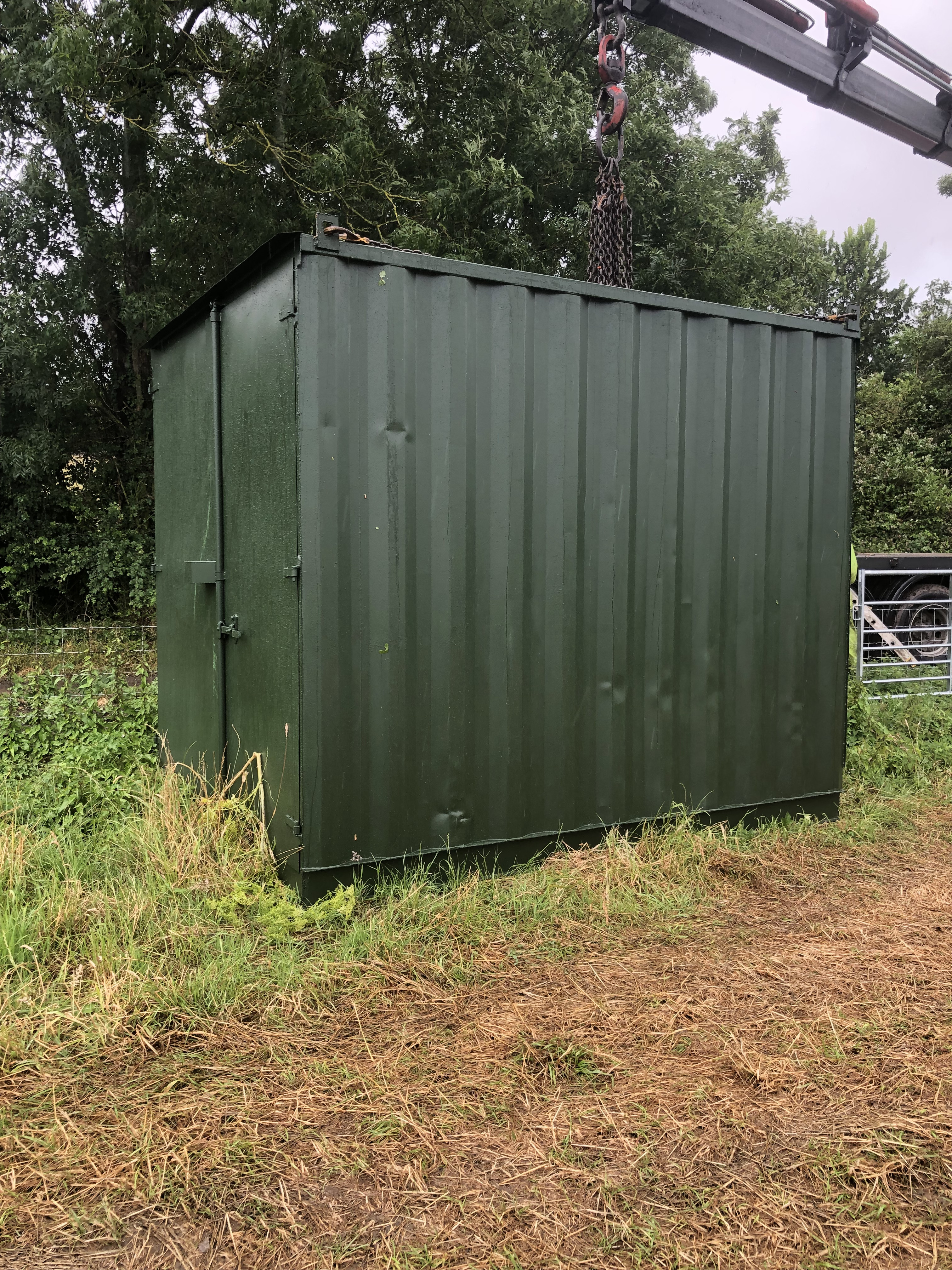 20ft Used Shipping Container Sales - In-Stock - UK Delivery