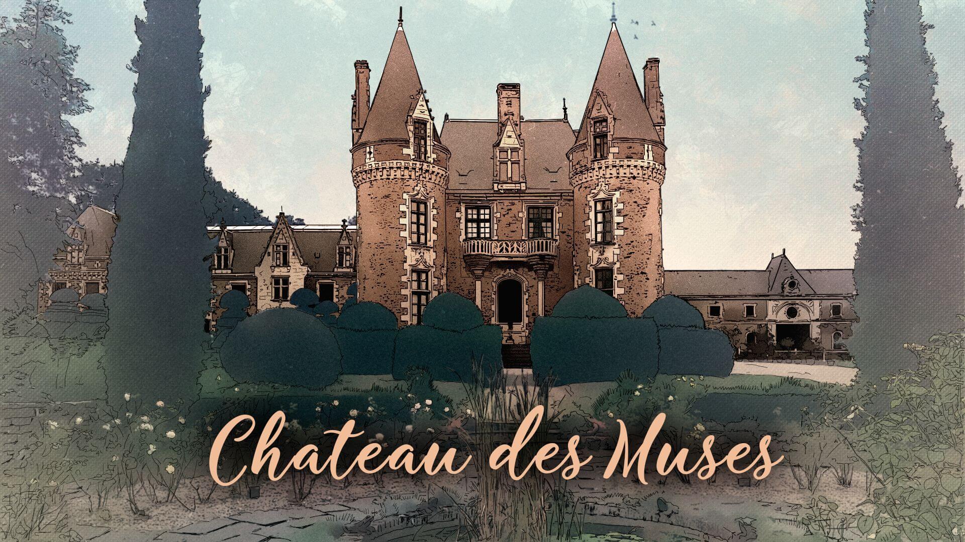 Cover Chateau des muses