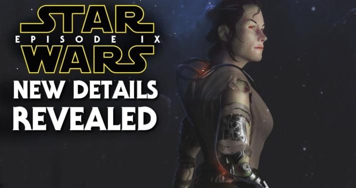 Epic Star Wars 9 scene leak #1