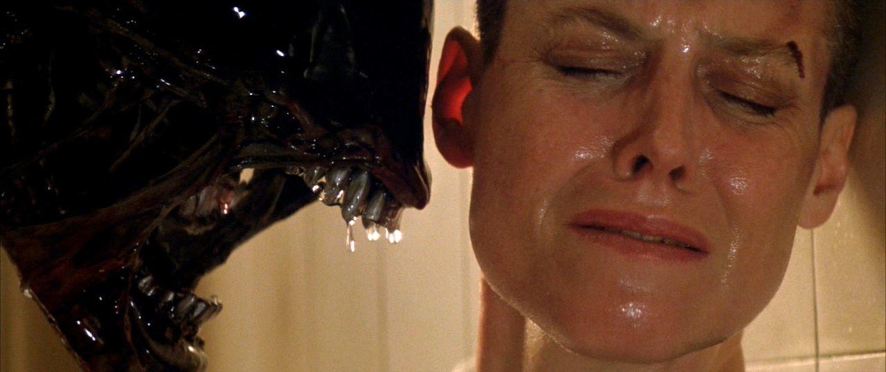 Ripley by Sigourney Weaver