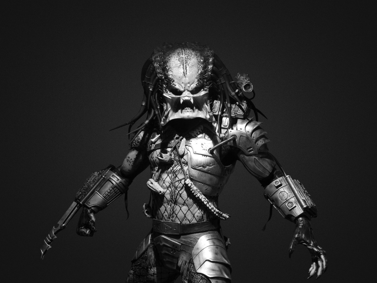 Predator's New Armor has been revealed 2