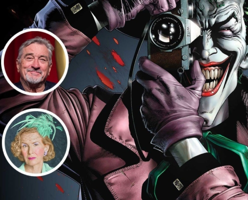 Robert De Niro of Joker
