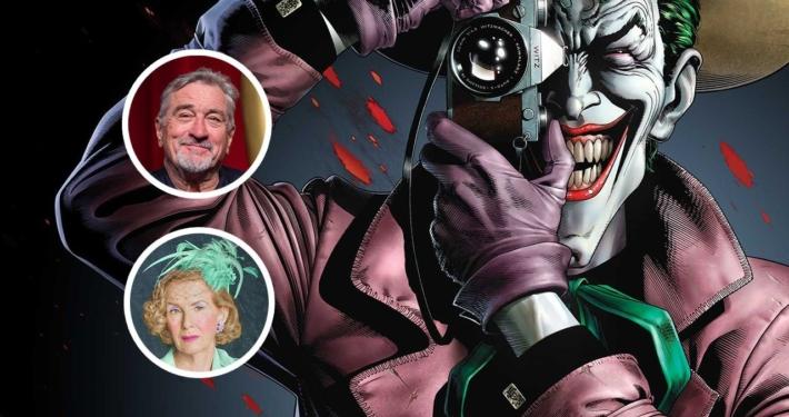 Robert De Niro of Joker