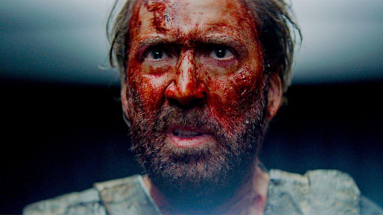 Nicolas Cage's Mandy