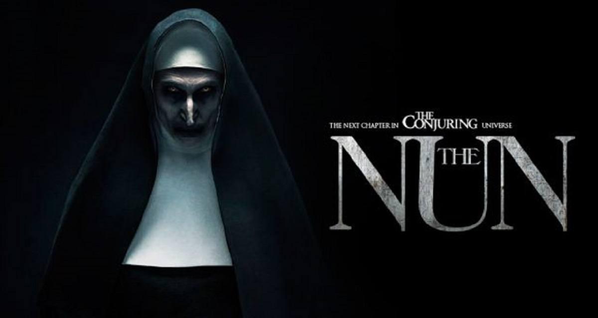 The Nun trailer arrives