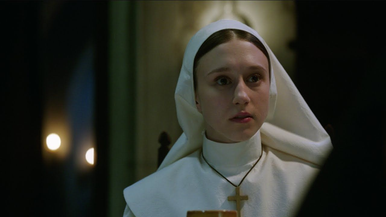 The Nun trailer