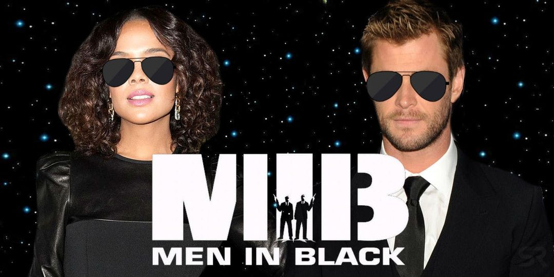 Men in Black photo
