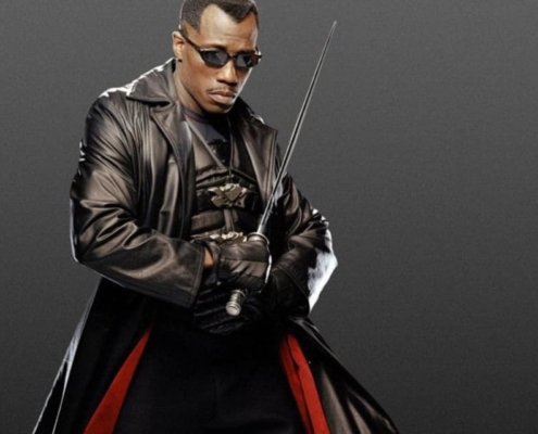 Blade reboot by Marvel