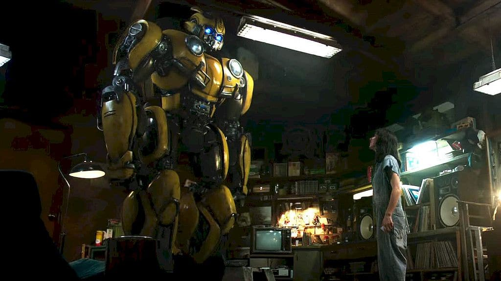 Bumblebee seems to be the best transformers movie so far