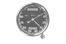 Speedometers, Tachometers & Fittings