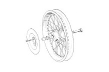 Disc Front Hub