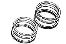 Piston Rings Twins