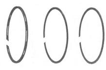 Piston Rings Singles