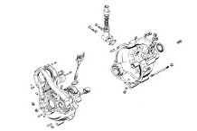 Crankcase & Fittings