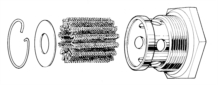In Line Oil Filters