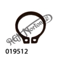 BRAKE SHOE RETAINING CIRCLIP ALSO FITS MK3 GEARBOX QUADRANT