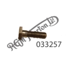 "1/4"" - 26 TPI BSF (BSC)  X 7/8"" U.H. GENERIC HEX HEAD STAINLESS BOLT"