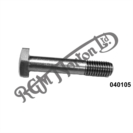 """1/4"""" - 26TPI BSF (BSC) GENERIC HEX HEAD STAINLESS BOLT"""