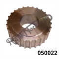 STEEL BELT DRIVE PULLEY 26 TEETH 26MM WIDE BLANK 34.5MM BORE