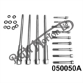 ES2 FITTING KIT WITH ALLOY HEAD (STAINLESS STEEL)