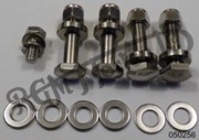 NUTS/BOLTS/WASHERS TO FIT ADAPTOR PLATE TO COMM FORK LEG & CALIPER TO ADAPTOR