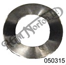 8MM WAVY WASHER, STAINLESS STEEL