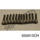 MK3 TIMING COVER SLOTTED CHEESEHEAD SCREW SET