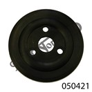 DOMINATOR CLUTCH BACKING PLATE, PLAIN, NO FRICTION