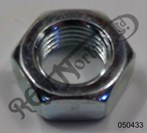"1/2"" UNF LOCK NUT ( PLATED)"