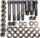 COMPREHENSIVE BARREL & CYLINDER HEAD FITTING KIT, 500/600/650 TWINS (DOMMIE)