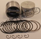 JP 850 PISTONS +40 COMPLETE PAIRS
