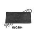 TAIL FAIRING BRACKET RUBBER PAD, .750 X 1.500 X 0.06