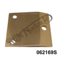 REAR MUDGUARD BRACKET, SQUARE ONE AT FRONT
