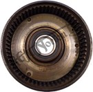 RECONDITIONED WITH A NEW BEARING COMMANDO TRIPLEX CLUTCH DRUM
