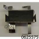 BATTERY TRAY, 1971 - 1974 COMMANDO, STAINLESS STEEL