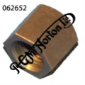 "CYLINDER BARREL TO CRANKCASE NUT 3/8"" UNF"