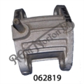 INLET CURVED MANIFOLD COMMANDO 30MM