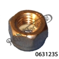 "5/16"" UNF SELF LOCKING NUT (STAINLESS STEEL)"