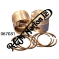 600/650 PISTONS STANDARD COMPLETE PAIRS