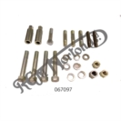 CYLINDER HEAD FITTING KIT, DOMINATOR, COMMANDO