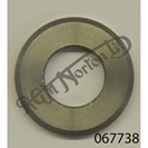 REAR WHEEL SPINDLE WASHER, ALL MODELS UPTO 1975 (ST/ST)