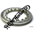 CRANKSHAFT ROTOR NUT INTERNAL TOOTH SERRATED WASHER