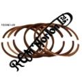 500 DOMINATOR PISTON RING SET +20 COMPLETE