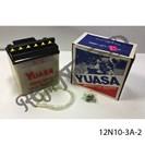 BATTERY YUASA, 12N10-3A-2