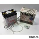 BATTERY YUASA, 12N10-3B